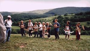 1999 - Teilnehmer des Schülerwettbewerbes