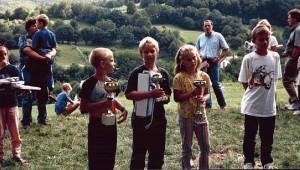 1999 - Die Sieger des Schülerwettbewerbes > Wir gratulieren !