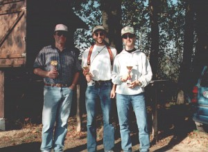 2000 - 3. Klubbewerb - Die Sieger