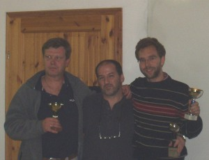 2002 - 1.Virtueller F3F-Wettbewerb > Die Sieger: F. Kersche, A. Frenslich, H. Michl.