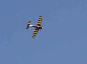 2002 - Schaufliegen des MFK > Dem Himmel entgegen