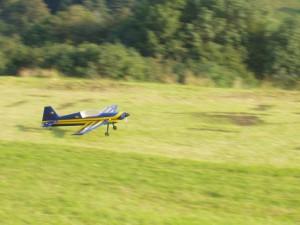 2002 - Schaufliegen des MFK > > Landeanflug