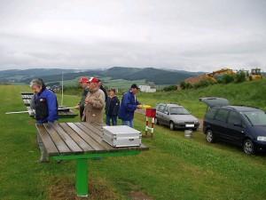 2002 - Landewettbewerb in Sieghartskirchen.