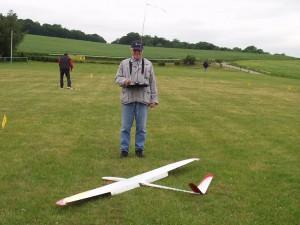2002 - Landewettbewerb in Sieghartskirchen - Alfred und sein Modell