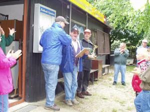 2002 - Landewettbewerb in Sieghartskirchen - Siegerehrung 2.Platz - Andreas Holl