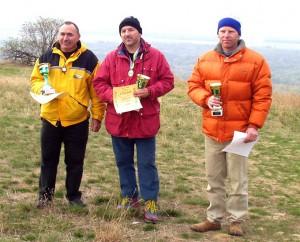 2003 - LM-NÖ am Braunsberg. Die drei Besten aus Niederösterreich.