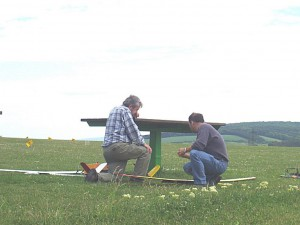 2003 - Sieghartskirchen - Startgeflüster?