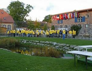 2004 - Viking Race 2004 auf Rügen. Mannschaft