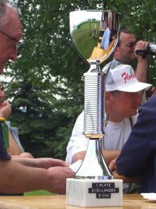2004 - Landewettbewerb Sieghartskirchen Der erste Preis (Gesponsert von der PSK Sieghartskirchen).