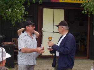2004 - Landewettbewerb Sieghartskirchen Gratulation dem Dritten.