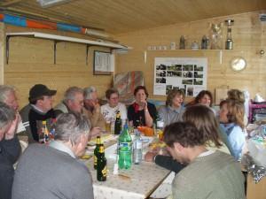 2004 - F3F-Hangfliegen (1.Klubcup 2004)  Das Ergebnis steht bereits fest.