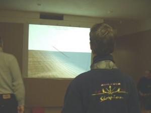 2005 - Virtueller Bewerb F3F in Hlohovec > Wettbewerb