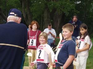 2005 - Schülerwettbewerb 2005 - Eröffnung