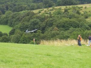 2005 - Landewettbewerb - Landeanflug