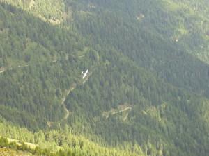 2005 - F3F Wöllaner Nock > Hang Richtung Süden (Arriach)