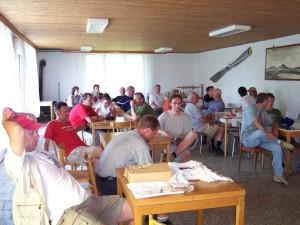 2005 - F3F in Rana > Bei der Siegerehrung