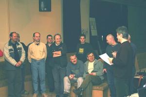2005 - Virtueller F3F-Wettbewerb am 19.3.2005 in Záhorská Ves
