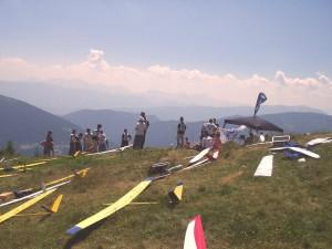 2006.07.22 - F3F Wöllaner Nock - Nockpokalfliegen