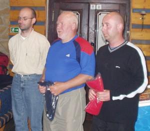 2006.05.28 - F3F in der Slowakei (Donovaly) - Vladimir Simo, Rudolf Masny, Jozef Kajan