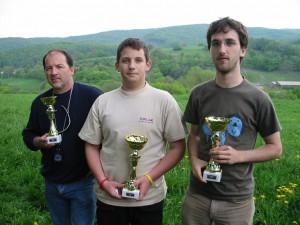 2006.05.07 - Die Sieger des 1. MFK-Klubcups - Zeitfliegen