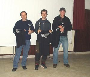 2006 - Virtueller Bewerb F3F in Stixneusiedl > Die Sieger.