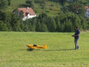 2007.08.19 - Flugtag - Bodenstart