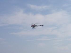 2007.08.19 - Flugtag - Hubschrauberüberflug
