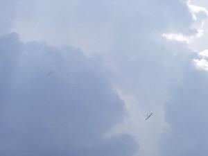 2007.06.09 - Donovaly Die Wolken ziehen mächtig an