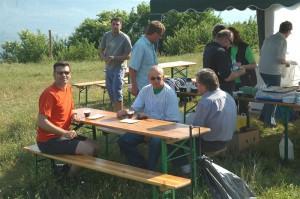 2007.05.20 - NÖ-LM Auch Pausen müssen sein!