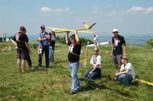 2007.05.20 - NÖ-LM Startvorbereitung von Roberts Modell