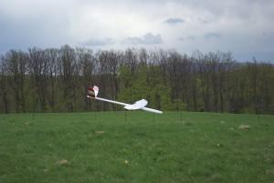 1. Klubcup F3F - Landeanflug 2