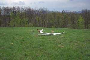 1. Klubcup F3F - Landeanflug 3