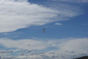 1. Klubcup F3F - Skorpion unter den Wolken