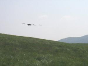 Donaupokal 2008 - Landeanflug