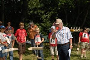 Flugtag 2008 - Ansprache unseres Obmanns Robert Dürrmoser