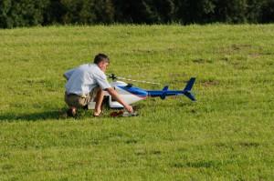 Flugtag 2008 - Hubschraubervorführung