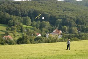 Flugtag 2008 - Ballonstechen