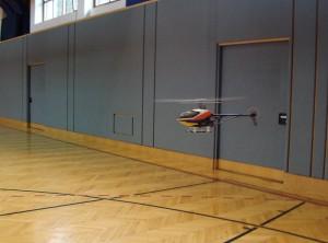 26.3.2011 Hallenfliegen in Breitenfurt - Auch Hubis waren unterwegs