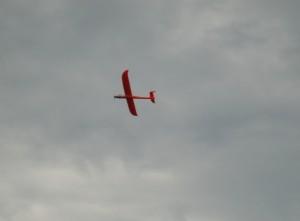 23.6.2011 1. Ziellanden 2. Klubcup - Überflug