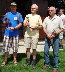 23.6.2011 1. Ziellanden 2. Klubcup - Die Sieger