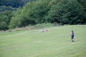 15.8.2011 50 Jahre MFK-B - Flugshow -