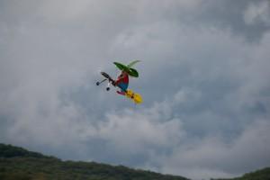 15.8.2011 50 Jahre MFK-B - Flugshow - Hexenwetter