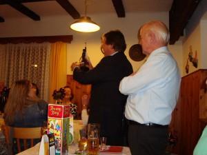 26.11.2011 Jahresabschlussfeier