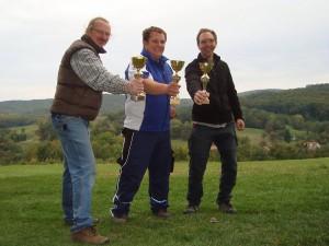 3. Klubcup Zeitfliegen - Die drei Besten