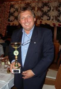 21.11.2015 - Jahresabschlussfeier - Gewinner des Klubpokals