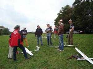 23.09.2017 Soliusbewerb 2017 - kurze Pilotenbesprechung