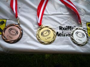 19.05.2018 2. MFK Klubbewerb Soliusbewerb - Die Medailien